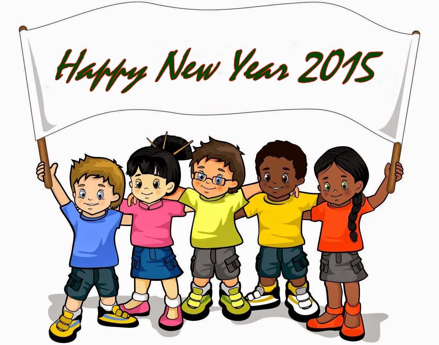 cute new year 2015 wallpapers