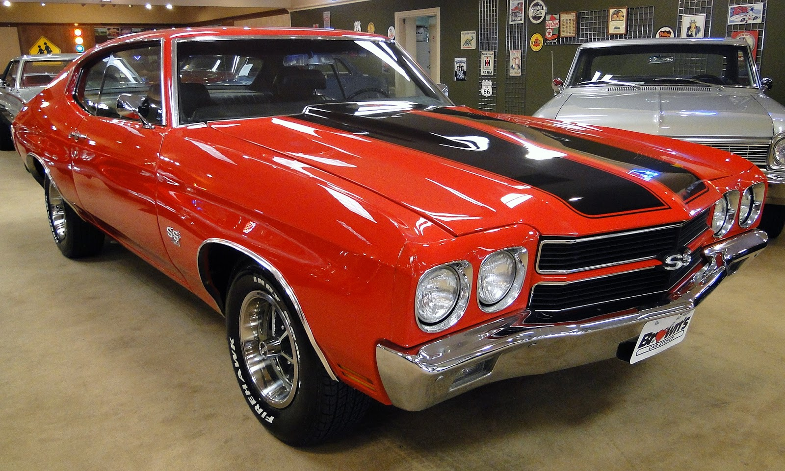 1970 Chevelle SS Muscle Car