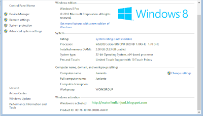 DOWNLOAD ACTIVATOR WINDOWS 8 PRO