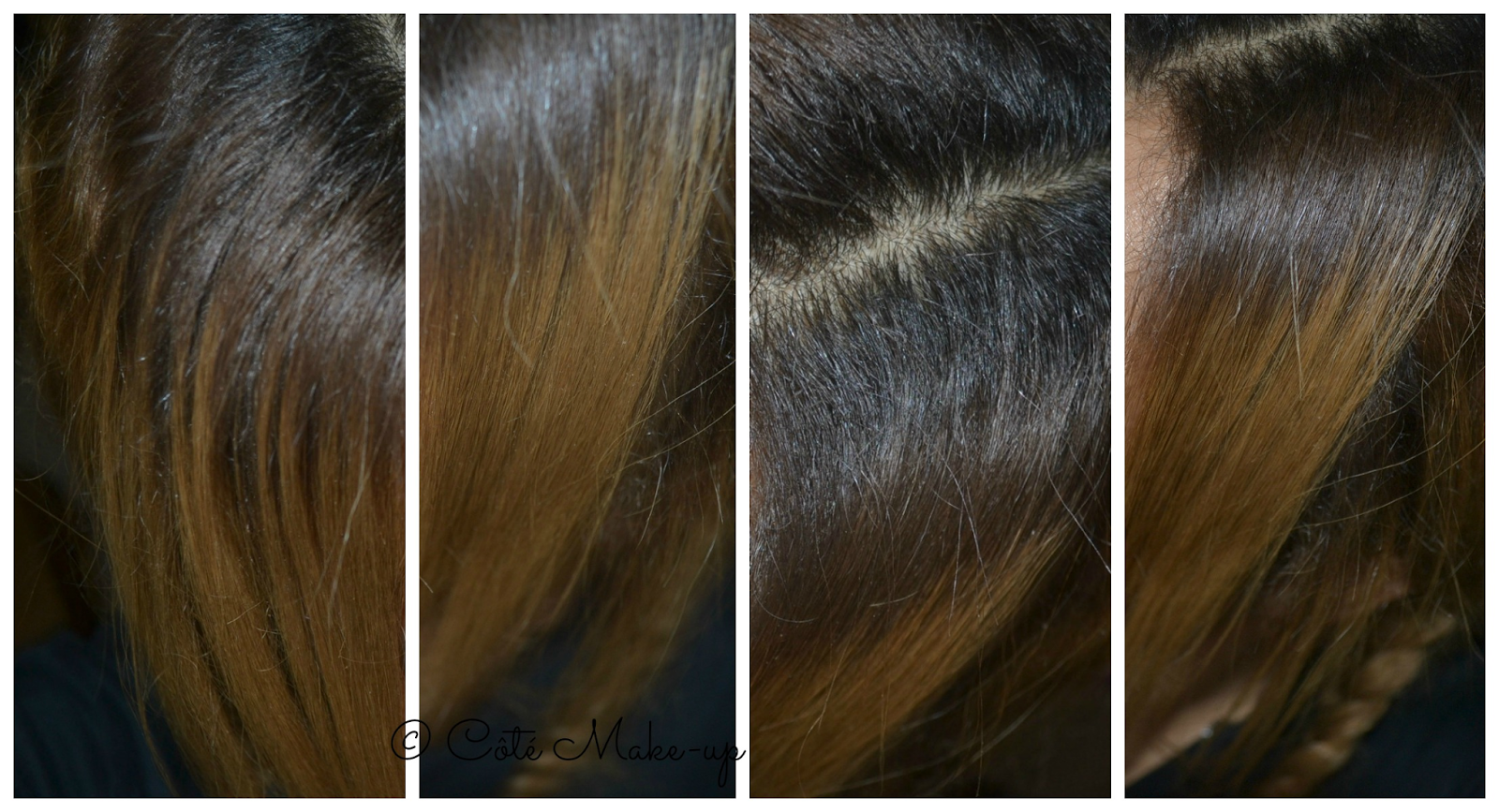 gele claircissante de garnier - Super Eclaircissant Sur Cheveux Colores