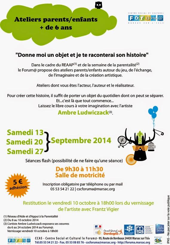 Centre social culturel le forum septembre 2014 - Est ce que la caf peut se porter garant ...
