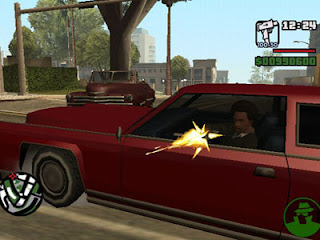 "Grand Theft Auto San Andreas ""GTA"""