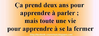 Couverture facebook a personnaliser citation