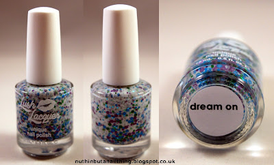 Lush Lacquer Dream On Nail Polish Swatches