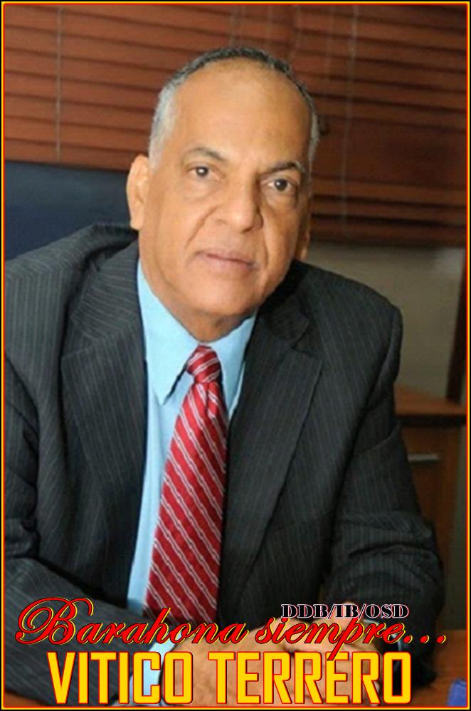 DR. VICTOR ML. TERRERO ENCARNACION...Siempre con su Barahona