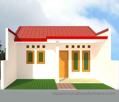 rumah minimalis modern desain rumah minimalis type 21 60