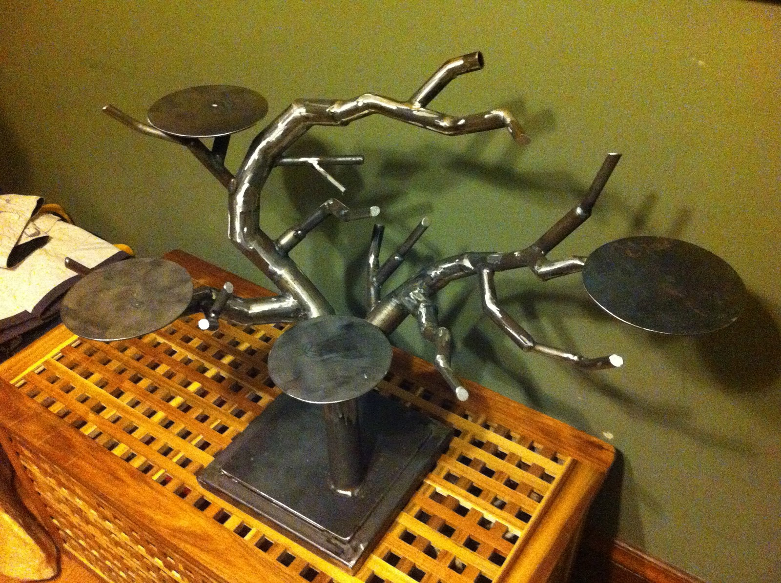 MACNABB ARTS New Bonsai Cake Stands