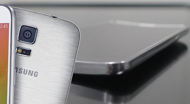 Samsung Galaxy F seria el sucesor del S5