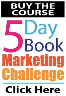 5 Day Book Marketing Challenge