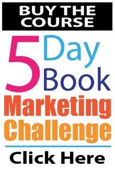 5 Day Book Marketing Challenge