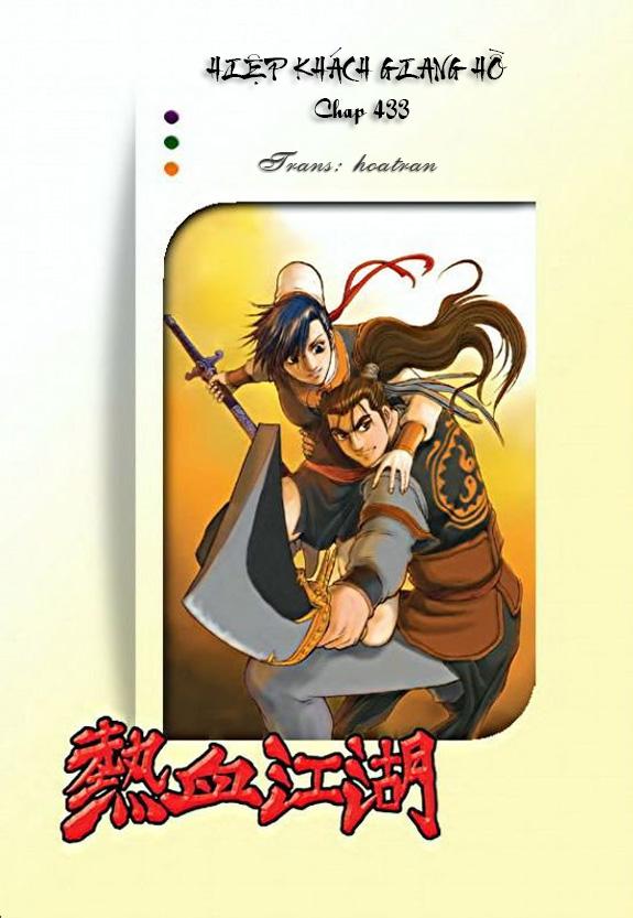 Hiệp Khách Giang Hồ - Chapter 433 - Pic 1