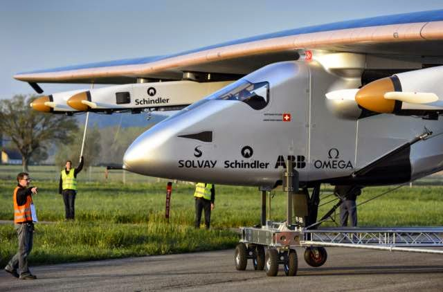 Will Solar powered flights become the norm soon enough?
