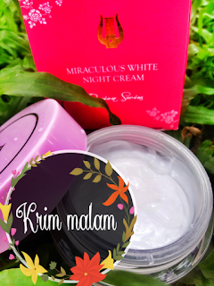 krim malam Sulamit Cosmetics