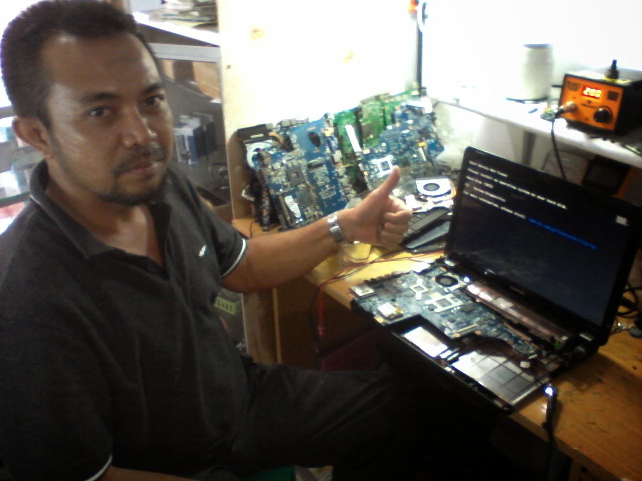 kursus teknisi laptop luar daerah