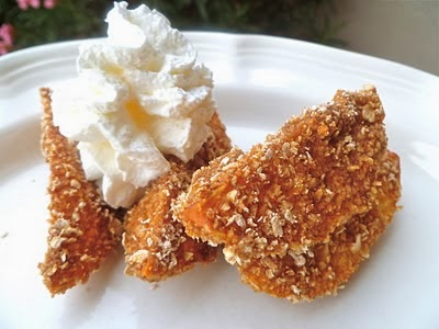 Grain Crazy: Baked Apple Wedges (Guest Post by Shari of Enlightened ...