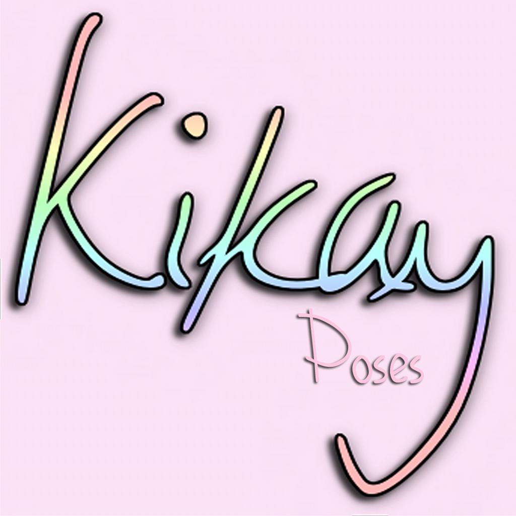 poses by KiKay