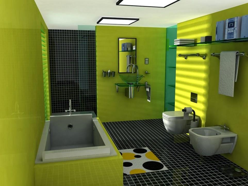 New Modern Bathrooms 2014 bigstock Modern Bathroom interior with