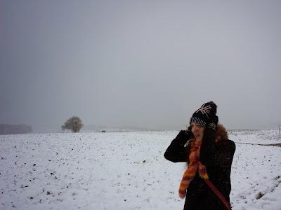 Westerwald, Winterlandschaft