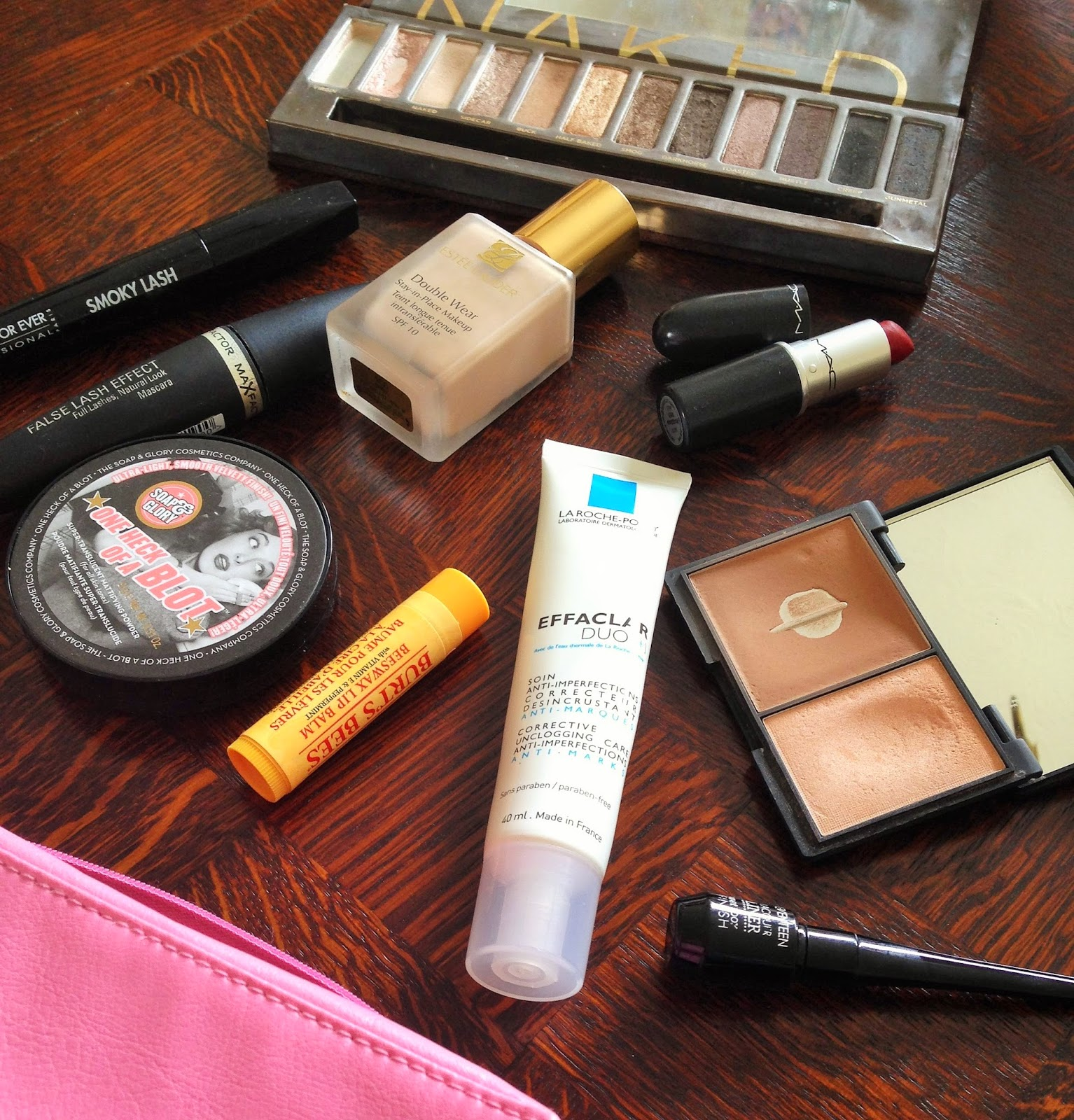 Holy Grail Blogger Urban Decay Sleek Estee Lauder Burts Bees MUFE Max Factor