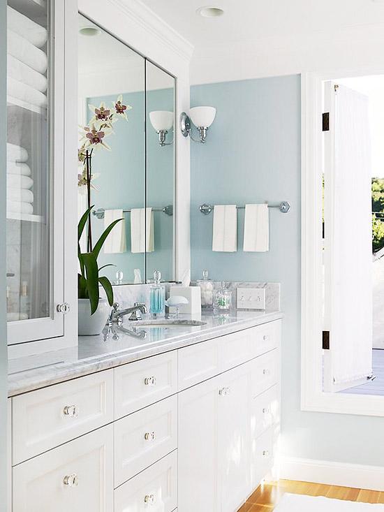 Hora de Arrumar Arrumando Pias de banheiro -> Pia Para Banheiro Branca