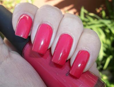 Esmalte Avon Color Trend Cherry