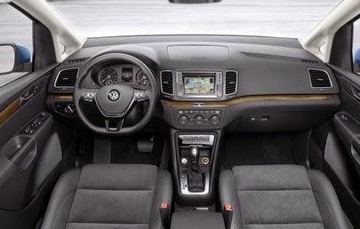 2016 Volkswagen Sharan Release