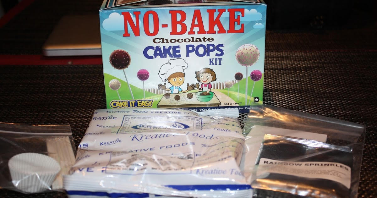 Delightful ideas by lala no bake cake pops review and for Perfect bake pro review