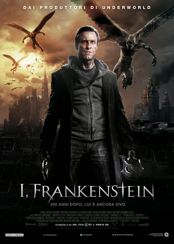 I Frankenstein (2014)