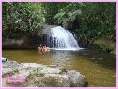 Visconde de Mauá Cachoeiras do Alcantilado Cachoeirinha