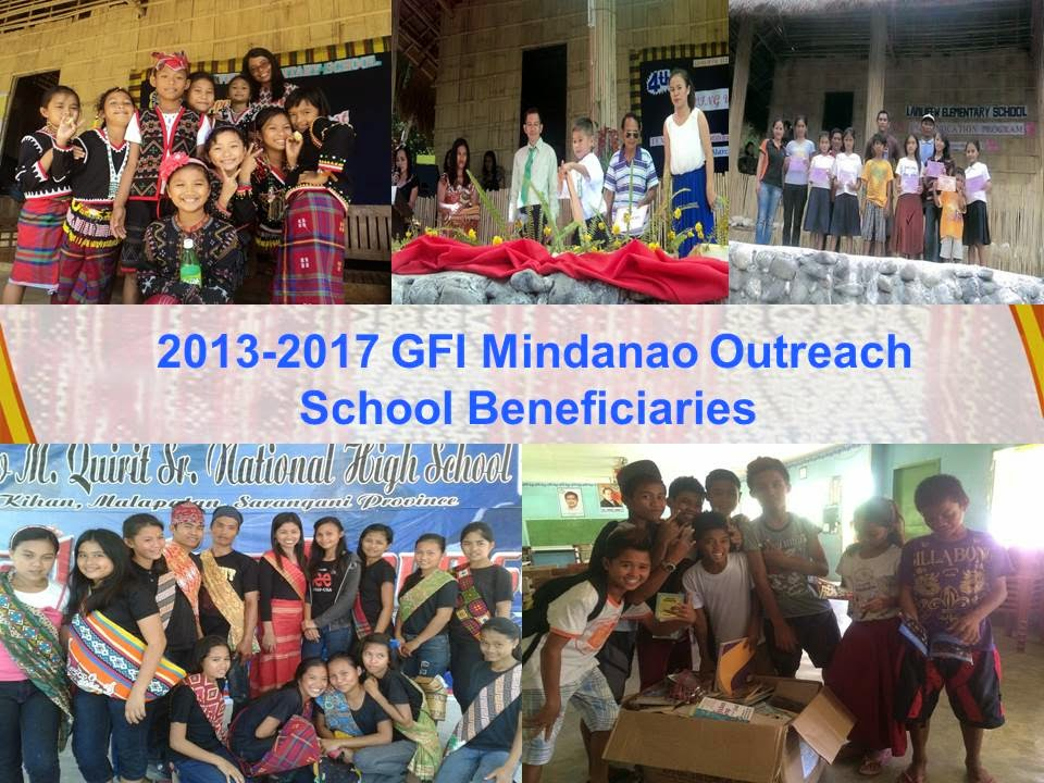GFI Mindanao Outreach