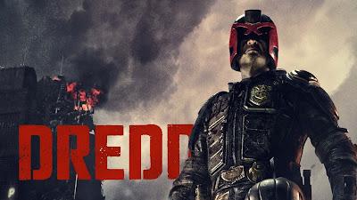 Fanmade Dredd Movie Wallpaper
