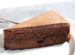 Agave Chocolate Cake