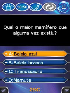 Quem quer ser Milionário 2013 - screenshot thumbnail