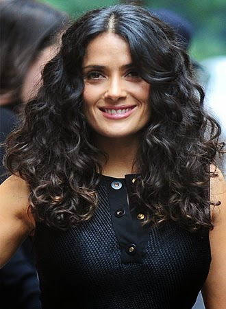 celebrity curly hairstyles Celebrity  Hottest Celebrity Hair