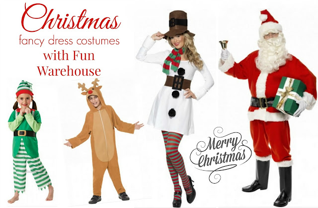 children can enjoy getting all christmassy in these cute and fun christmas themed costumes the website has iconic christmas characters for little ones to
