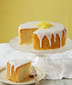 french lemon cake