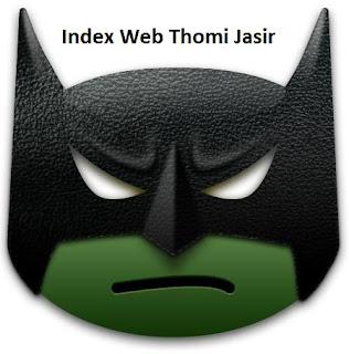 Daftar Isi Thomi Jasie