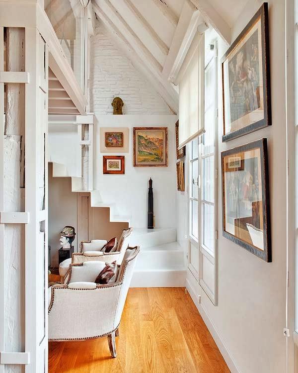 Camera Da Letto Nel Sottotetto In Legno Interior Design: Interior ...