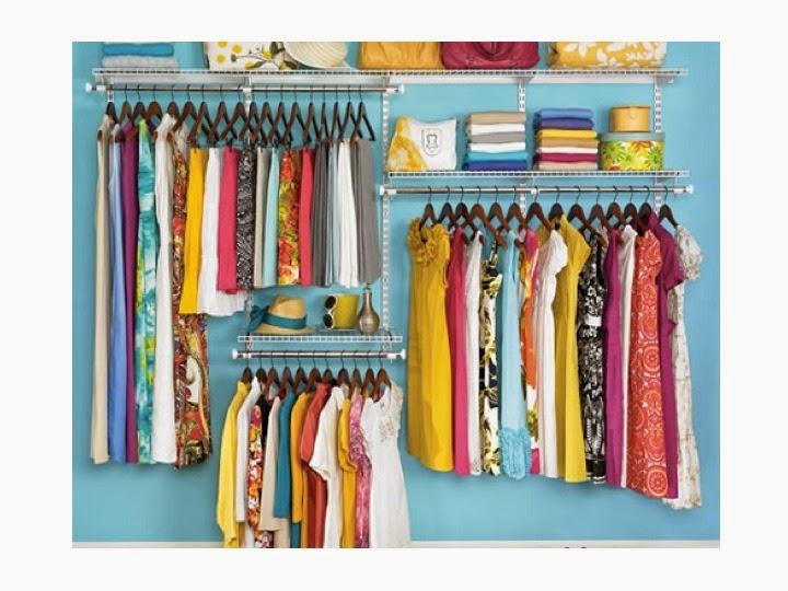 El trastero de cris como organizar mi armario - Ordenar trastero ...