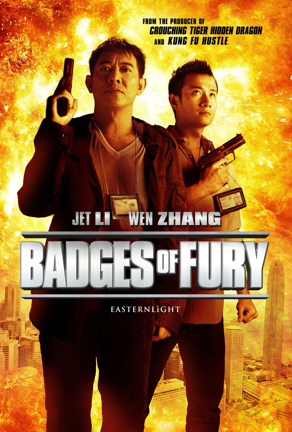 Ver Badges of Fury (2013) Online
