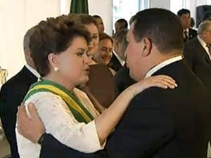 A NAJA DILMA ROUSSEF EO DITADOR