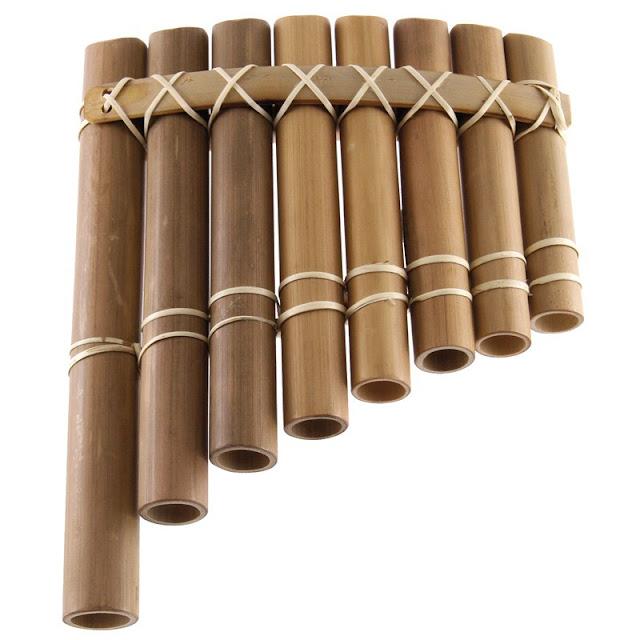 Bamboo Pan Flute5
