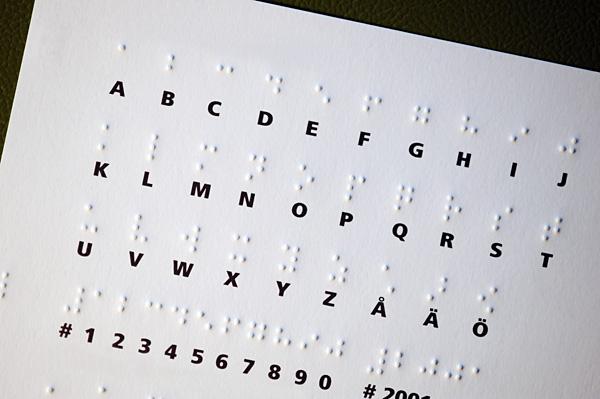 Kör alfabesi