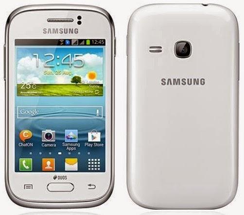 Harga, Spek dan Gambar Samsung Galaxy Young S6310