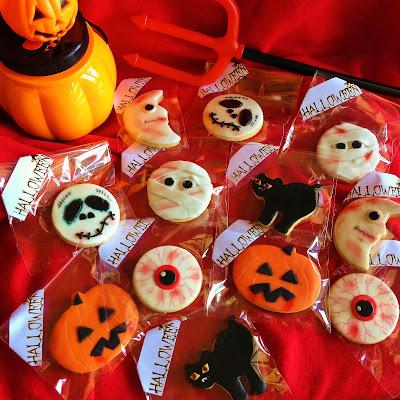 galletas decoradas; galletas fondant; galletas halloween; halloween; truco o trato;celebración