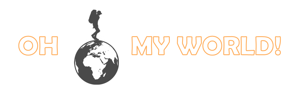 OH MY WORLD | Angelika i Łukasz w drodze