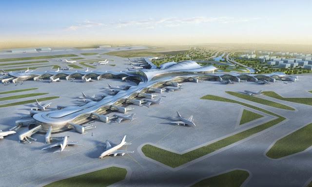 تطويرات رائعة مطار أبوظبي يجلب