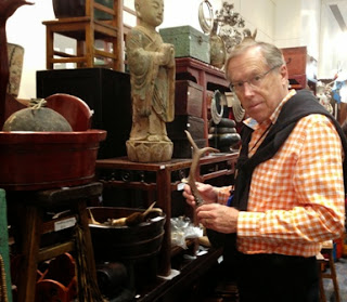 Dick Gentry, furniture, Wesco Fabrics