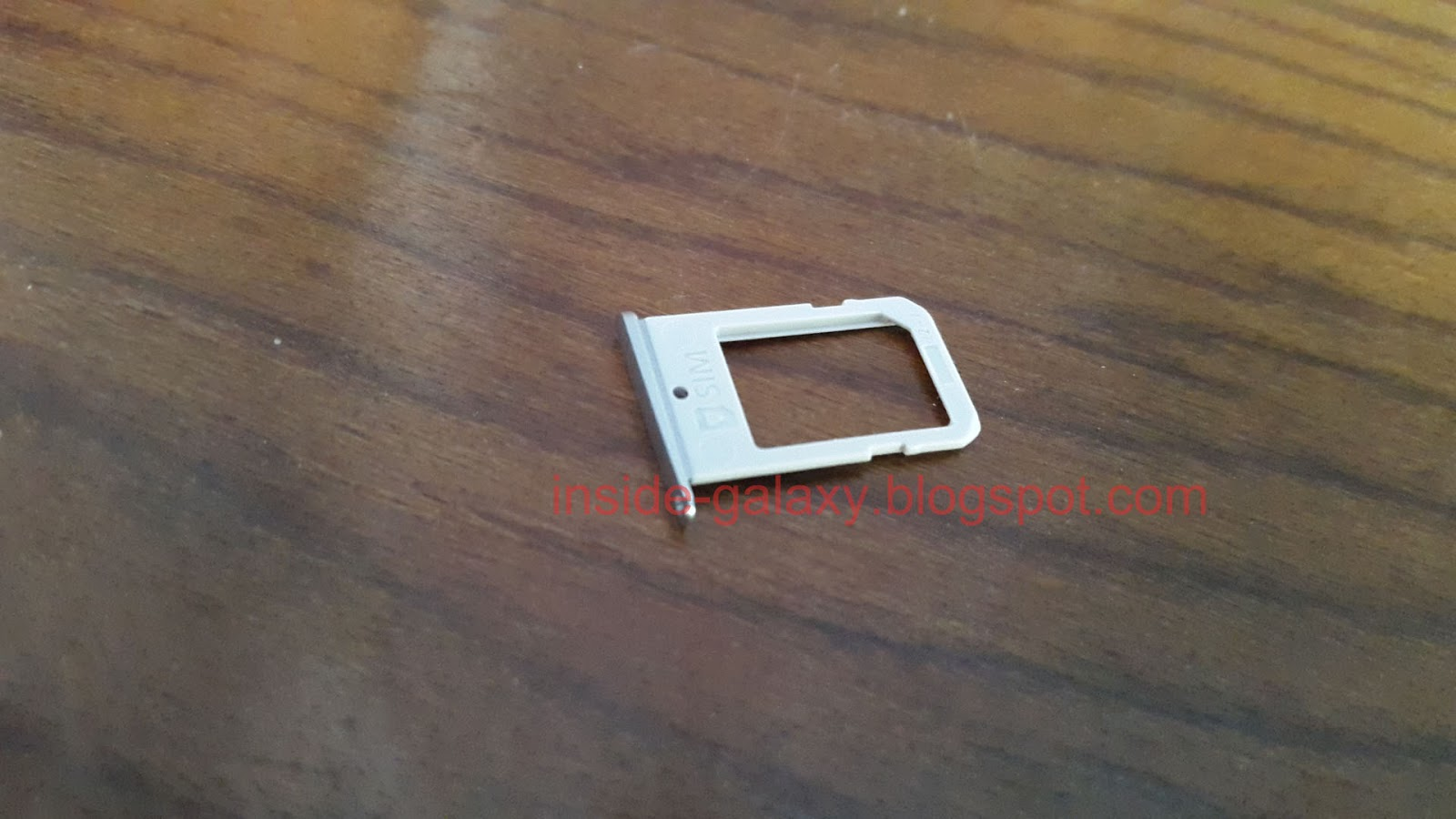 how to change sim card samsung s6