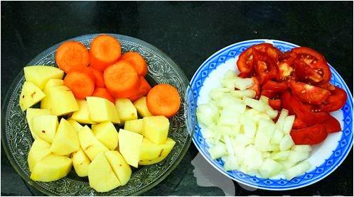Cách nấu món thịt Bò sốt vang đúng vị đậm đà nhất 4